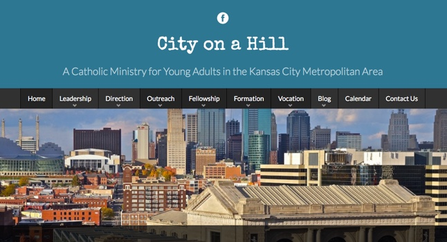 City on a Hill Young Adult Ministry