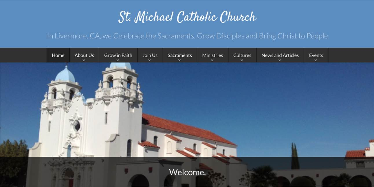 St. Michael Catholic Church - Livermore, CA