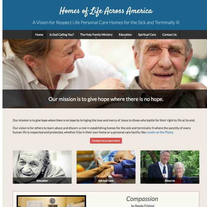 HomesofLife.net