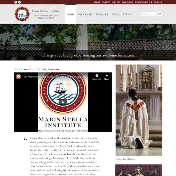Maris Stella Institute